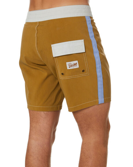 TOBACCO OUTLET MENS STAY BOARDSHORTS - SBO-20413TOB