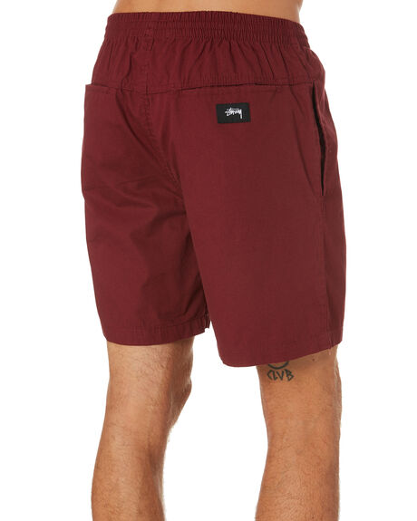 AUBERGINE MENS CLOTHING STUSSY BOARDSHORTS - ST091601ABG