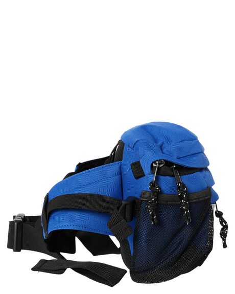 BLUE MENS ACCESSORIES OBEY BAGS + BACKPACKS - 100010116BLU