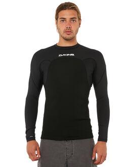 BLACK SURF RASHVESTS DAKINE MENS - 10001028BLK1