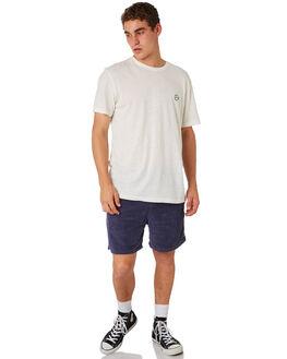 NAVY BLUE MENS CLOTHING RUSTY SHORTS - WKM0953NVY