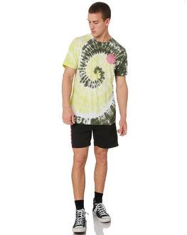 FROZEN TIE DYE MENS CLOTHING SANTA CRUZ TEES - SC-MTD9384FRZN