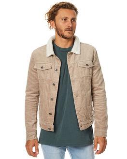 LIGHT FENNEL MENS CLOTHING RUSTY JACKETS - JKM0382LFM