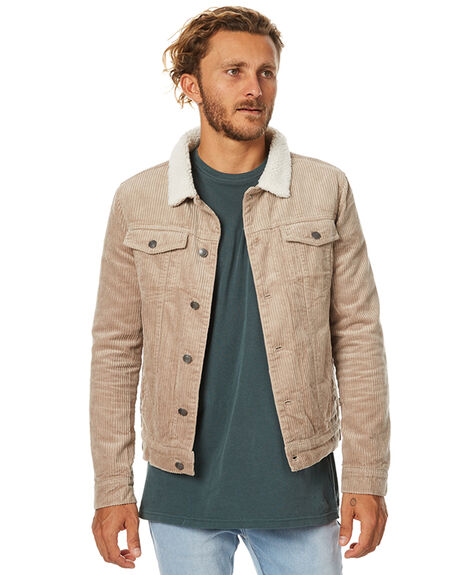 LIGHT FENNEL MENS CLOTHING RUSTY JACKETS - JKM0382LFM