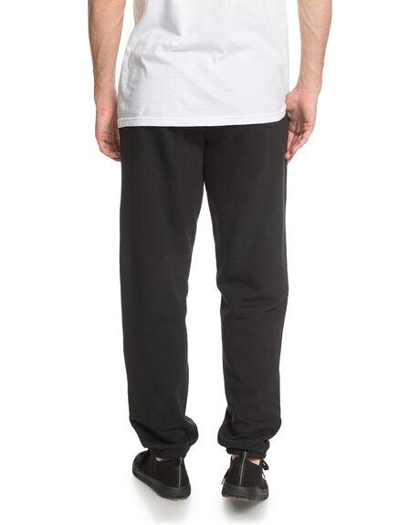BLACK MENS CLOTHING QUIKSILVER PANTS - EQYFB03201-KVJ0