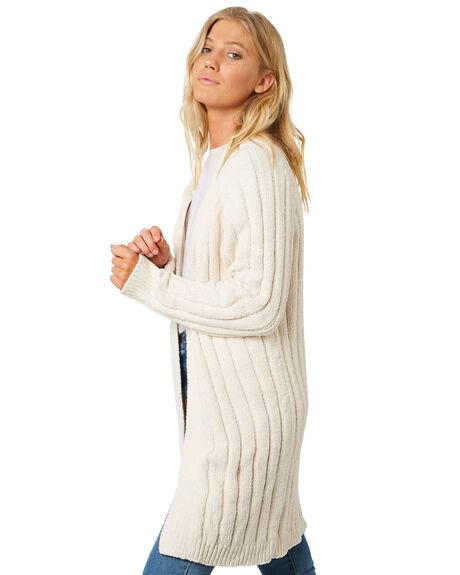 BONE WOMENS CLOTHING RIP CURL KNITS + CARDIGANS - GSWGT13021