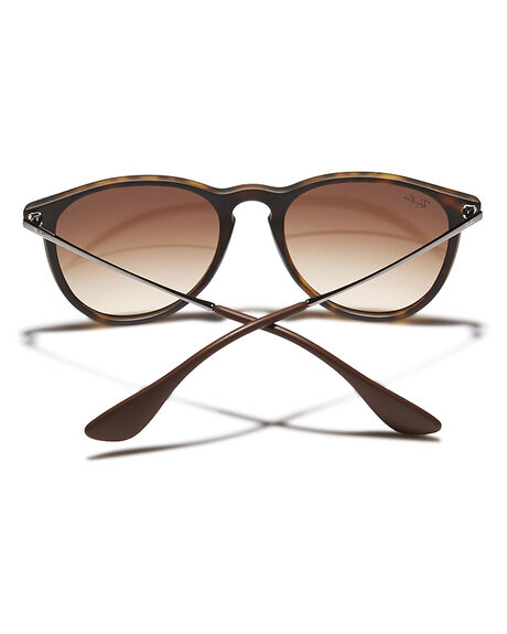 AVANA GOMMATO BROWN MENS ACCESSORIES RAY-BAN SUNGLASSES - 0RB41715486513