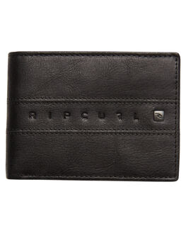 BLACK MENS ACCESSORIES RIP CURL WALLETS - BWLLD10090