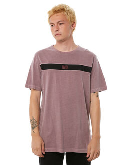 GLAZED GINGER MENS CLOTHING RVCA TEES - R183057GGNGR