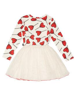 MULTI KIDS GIRLS ROCK YOUR KID DRESSES + PLAYSUITS - TGD2060-LSMULTI