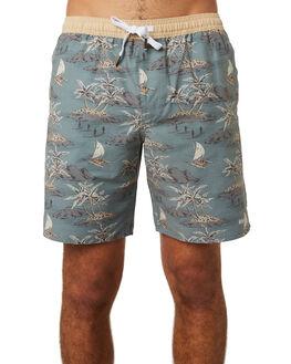 NAVY MENS CLOTHING RHYTHM BOARDSHORTS - JUL19M-JM10-NAV