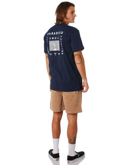 NAVY MENS CLOTHING SWELL TEES - S5201008NAVY
