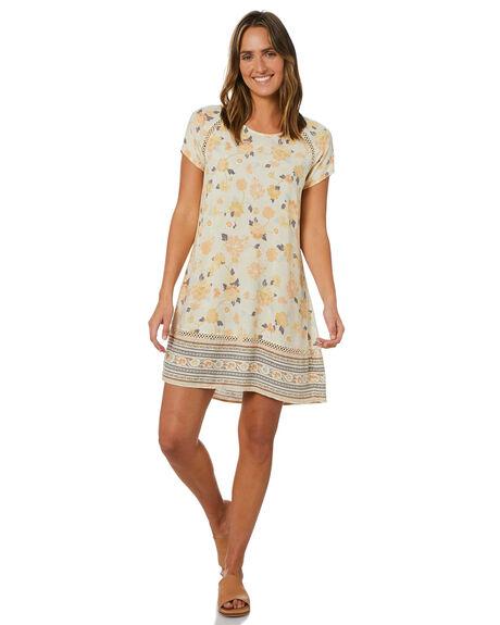 SAND WOMENS CLOTHING RIP CURL DRESSES - GDRFM90012