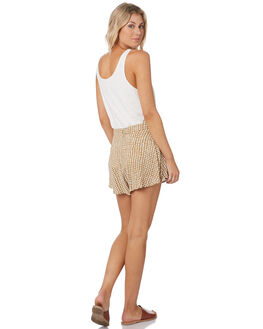 GOLD WOMENS CLOTHING RIP CURL SHORTS - GWAPB90146