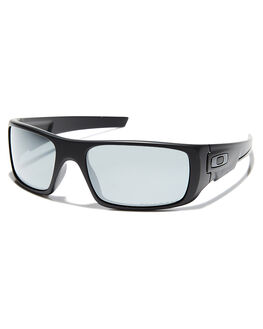 MATTE BLACK MENS ACCESSORIES OAKLEY SUNGLASSES - OO9239-06MBLK