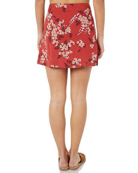 ROUGE OUTLET WOMENS THE HIDDEN WAY SKIRTS - H8183474RED