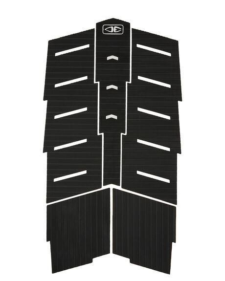BLACK BOARDSPORTS SURF OCEAN AND EARTH TAILPADS - TP65BLK