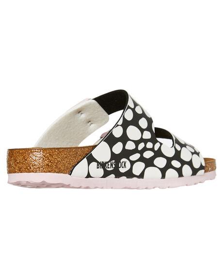 TWO TONE DOTS WOMENS FOOTWEAR BIRKENSTOCK FASHION SANDALS - 1013597TTDS