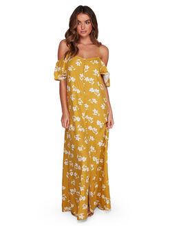 CITRUS WOMENS CLOTHING BILLABONG DRESSES - BB-6595473-C23