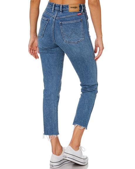 HEAVY DEW WOMENS CLOTHING WRANGLER JEANS - W-951980-PU0