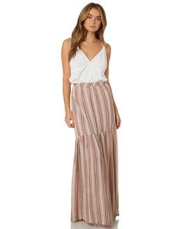 STRIPE WOMENS CLOTHING TIGERLILY SKIRTS - T395274STR
