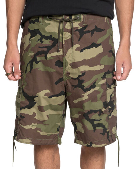 CAMO MENS CLOTHING DC SHOES SHORTS - EDYWS03105GSR6