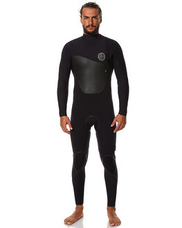 BLACK SURF WETSUITS RIP CURL STEAMERS - WSM6QF0090