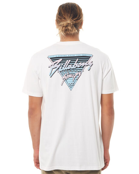 WHITE MENS CLOTHING BILLABONG TEES - 9586013WHT