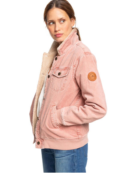 CEDAR WOOD WOMENS CLOTHING ROXY JACKETS - ERJJK03319-MMS0
