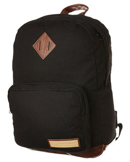 BLACK MENS ACCESSORIES RVCA BAGS + BACKPACKS - R143453BBLK