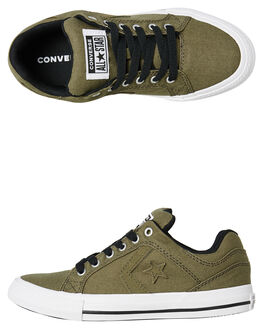FIELD SURPLUS KIDS BOYS CONVERSE SNEAKERS - 361815FIELD