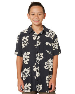 BLACK OUTLET KIDS RUSTY CLOTHING - WSB0214BLK