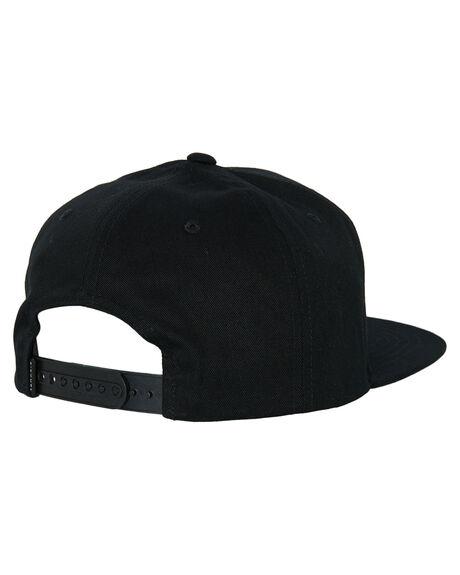 BLACK MENS ACCESSORIES RIP CURL HEADWEAR - CCABF90090