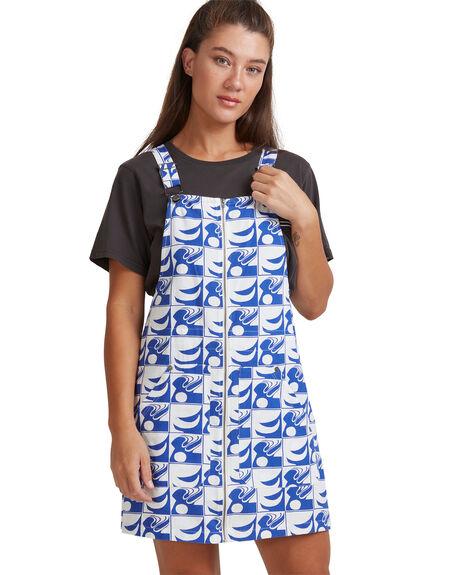 CLOUD WOMENS CLOTHING RVCA DRESSES - RV-R417754-C36