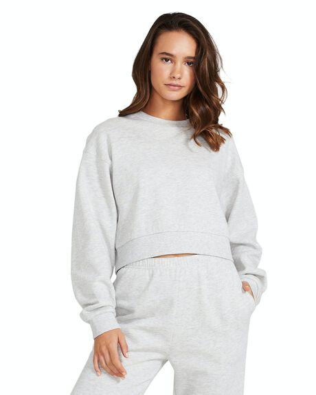 GREY WOMENS CLOTHING GENERAL PANTS CO. BASICS HOODIES + SWEATS - 35691200022