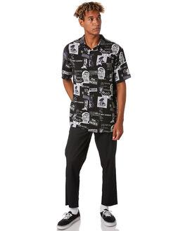BLACK MENS CLOTHING INSIGHT SHIRTS - 5000004602BLK