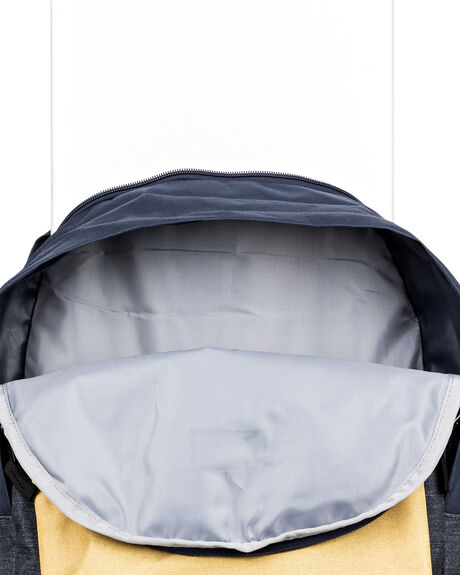 HONEY HEATHER MENS ACCESSORIES QUIKSILVER BAGS + BACKPACKS - EQYBP03624-YLVH