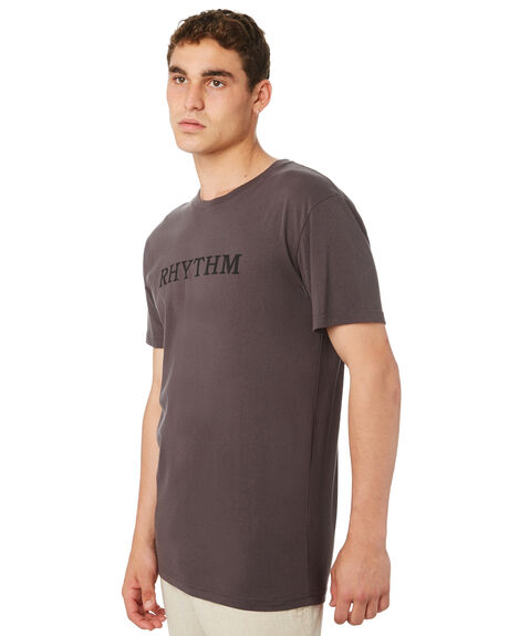 CHARCOAL OUTLET MENS RHYTHM TEES - OCT18M-PT13-CHA