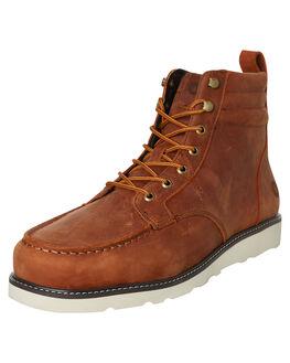 RUST MENS FOOTWEAR VOLCOM BOOTS - V4031901RST