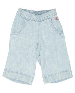 ACID BLUE KIDS GIRLS MUNSTER KIDS PANTS - MM181PA09BLU