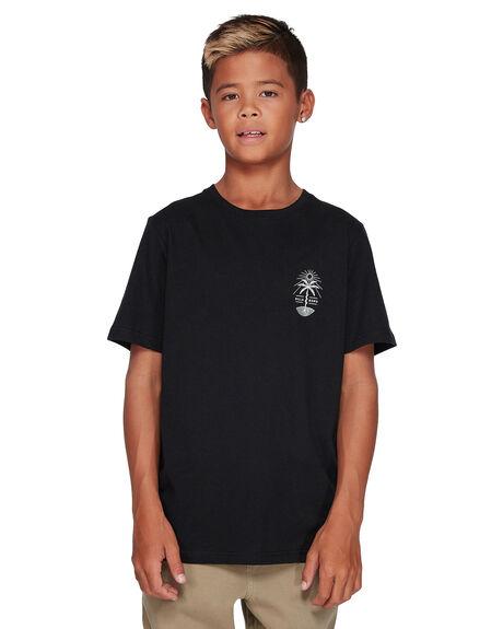 BLACK KIDS BOYS BILLABONG TOPS - BB-8507002-BLK