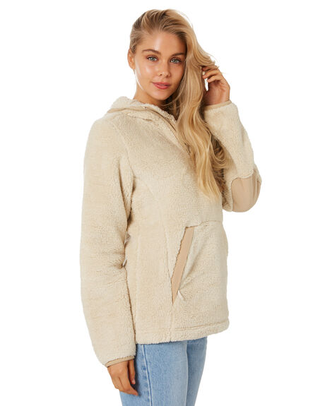 KHAKI WOMENS CLOTHING THE NORTH FACE JUMPERS - NF0A4R78U41KHK