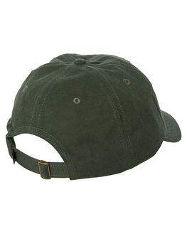 FLIGHT GREEN MENS ACCESSORIES STUSSY HEADWEAR - ST793009FGRN