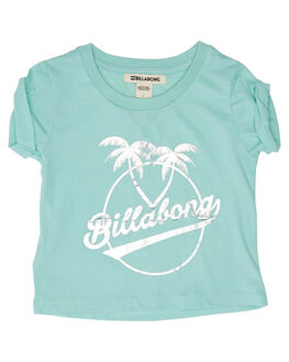 BEACH GLASS KIDS TODDLER GIRLS BILLABONG TEES - 5581002BCH