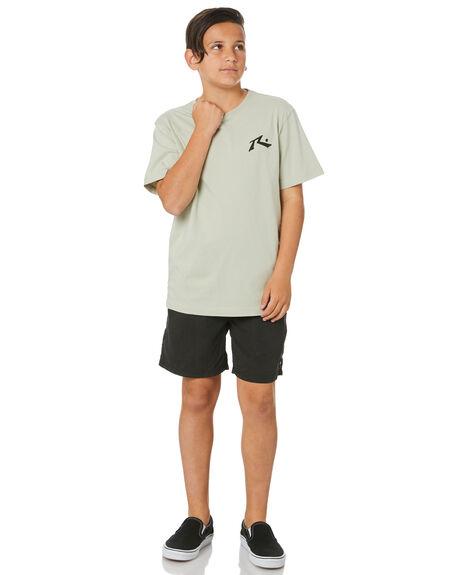 BEIGE FOG KIDS BOYS RUSTY TOPS - TTB0604BEF