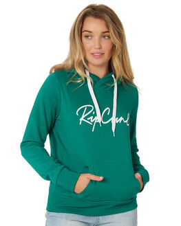 GREEN WOMENS CLOTHING RIP CURL JUMPERS - GFEHV10060