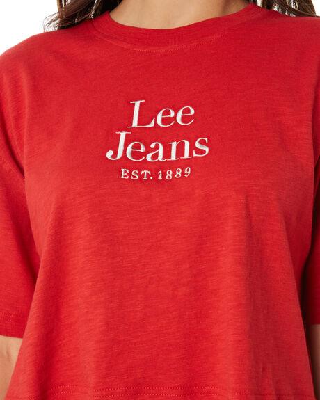 RUBY WOMENS CLOTHING LEE TEES - L-651971-347