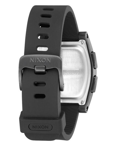 ALL BLACK WOMENS ACCESSORIES NIXON WATCHES - A1236-001-00ALBLK