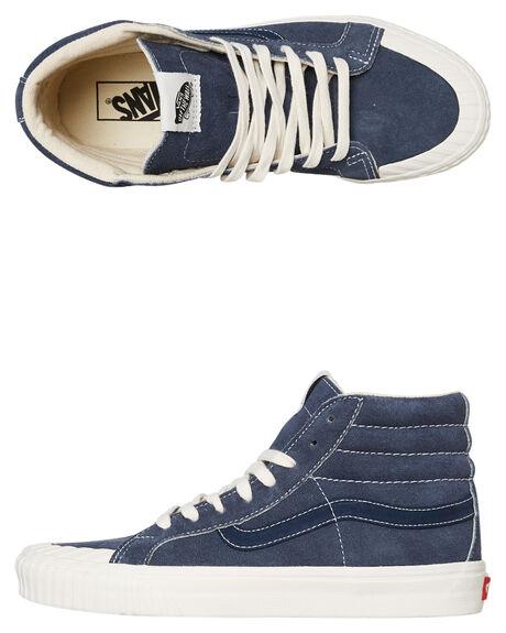 BLUE MENS FOOTWEAR VANS SNEAKERS - VNA3TKPUCJBLU