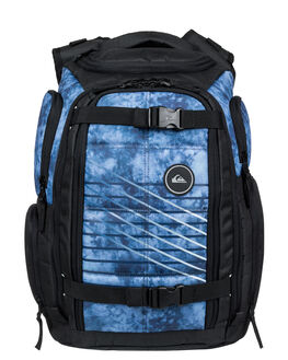 SILVER LAKE BLUE MENS ACCESSORIES QUIKSILVER BAGS + BACKPACKS - EQYBP03502BJQ6